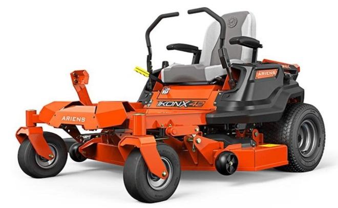 cheapest commercial zero turn mower