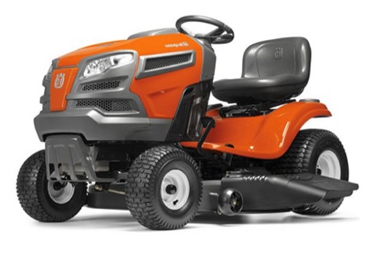 top lawn tractor