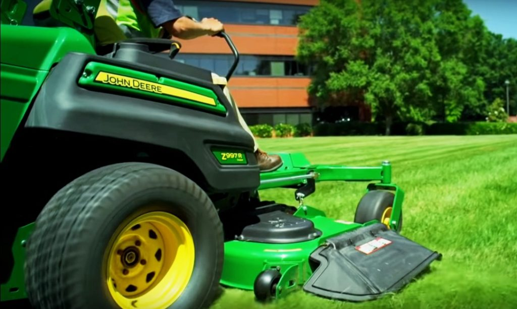 Most Powerful Zero Turn Mower