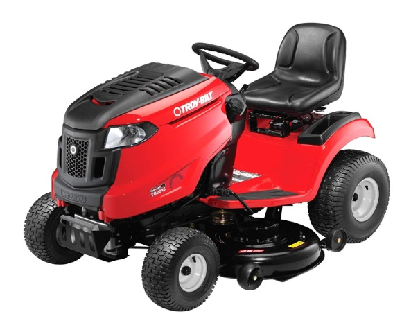 best rated lawn tractors