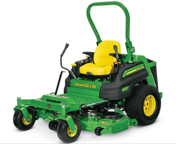 ZTrak Z997R most powerful zero turn mower