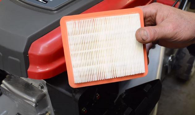 New Air Filter