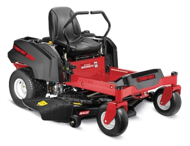 Troy Bilt Mustang 54 Reviews
