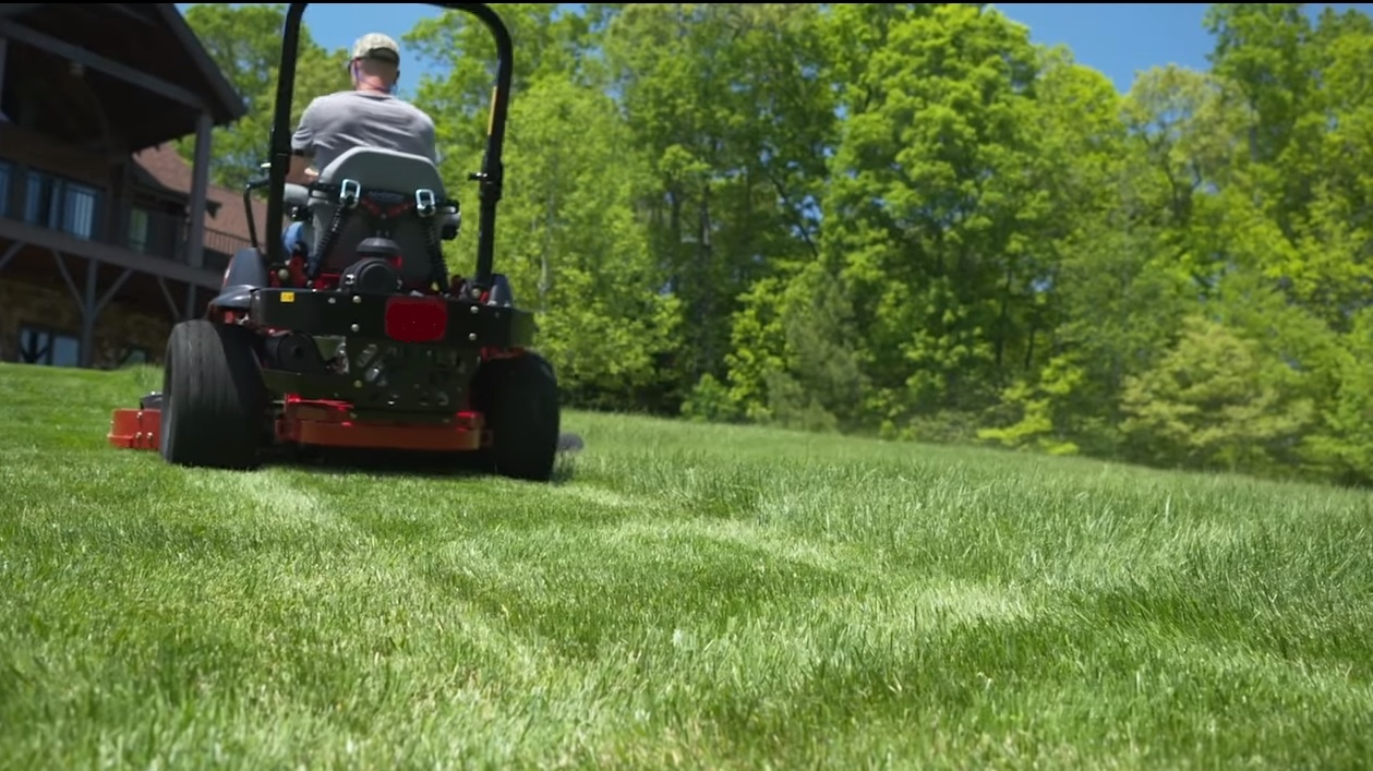 Best Zero Turn Mower with Suspension