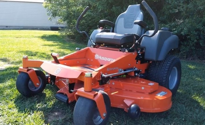 HUSQVARNA MZ61 best zero turn mower for 10 acres