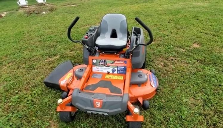 Husqvarna Z254F - Best Zero Turn mower for 10 acres