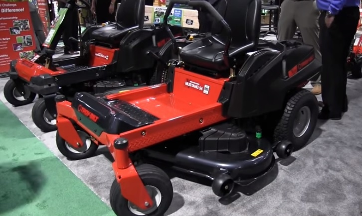Troy Bilt Mustang 54 Review