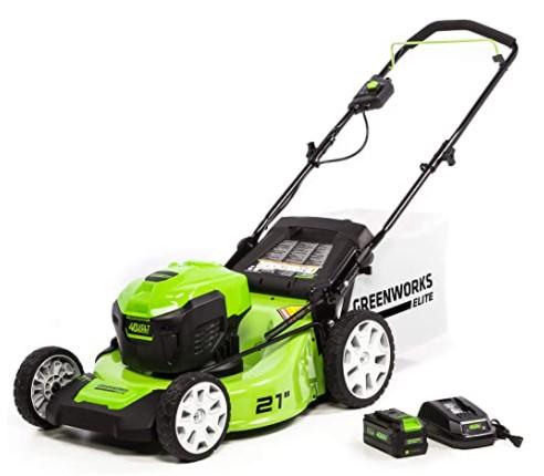 Greenworks M-210